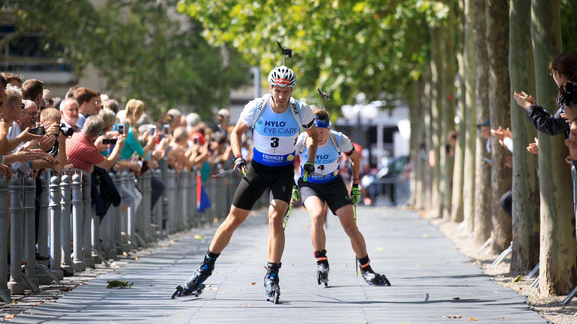 City Biathlon