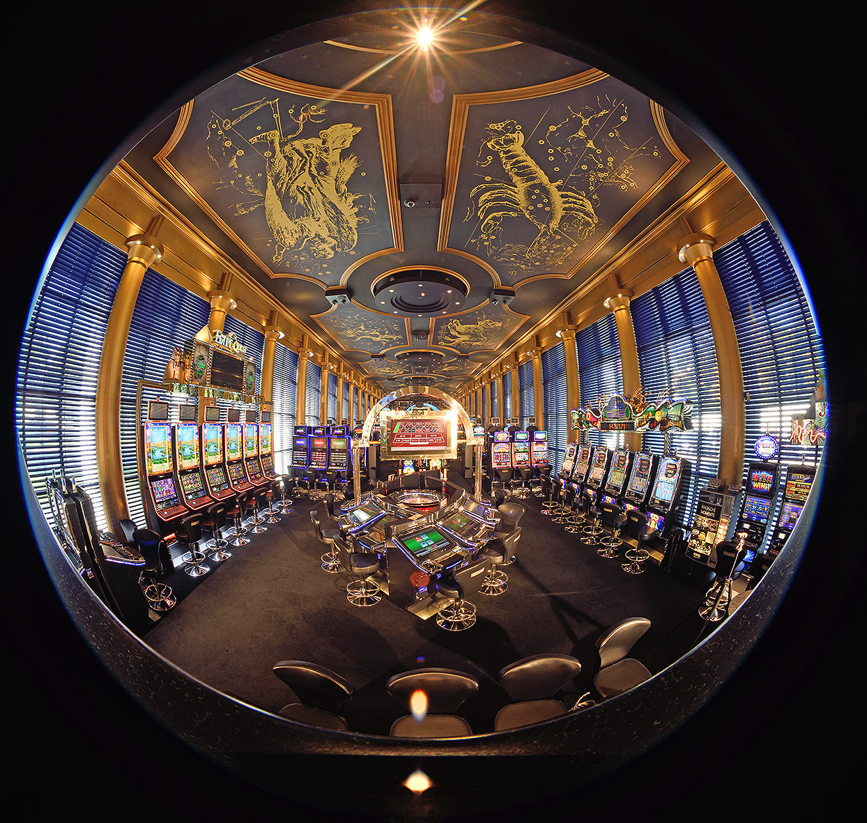 Casino-Automatenspiel