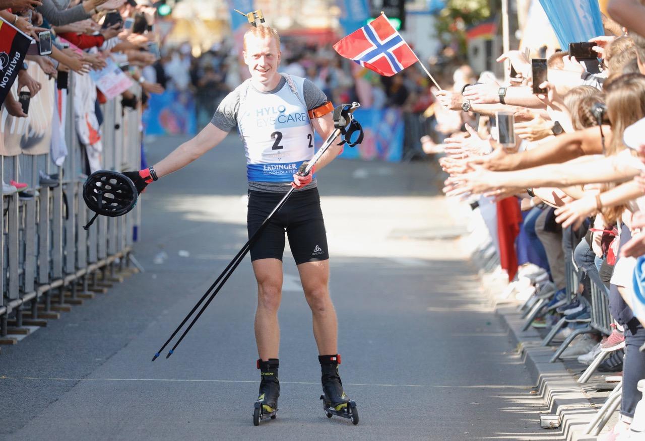 City-Biathlon Jedermannrennen