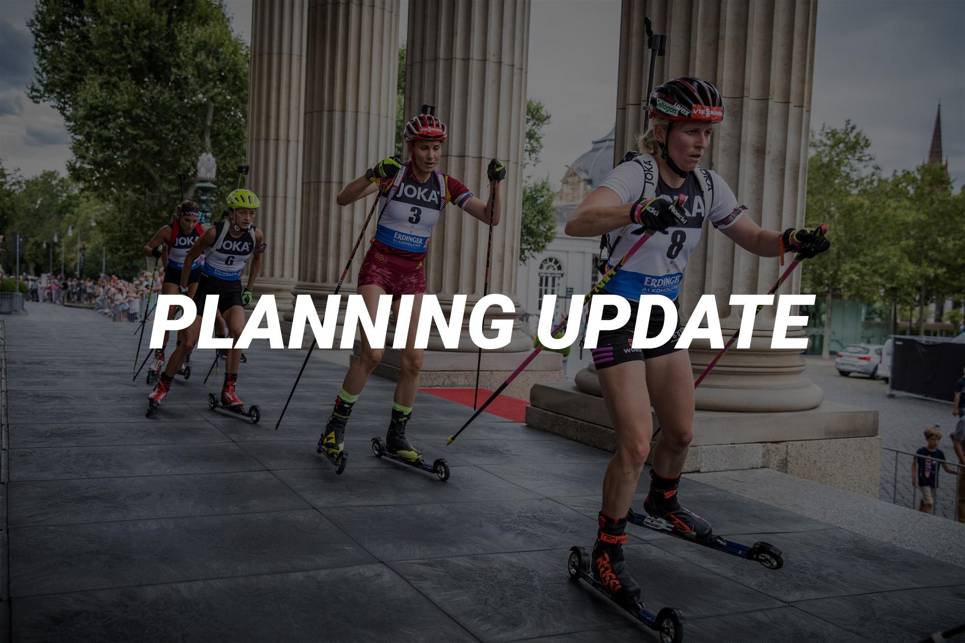 Planning-Update