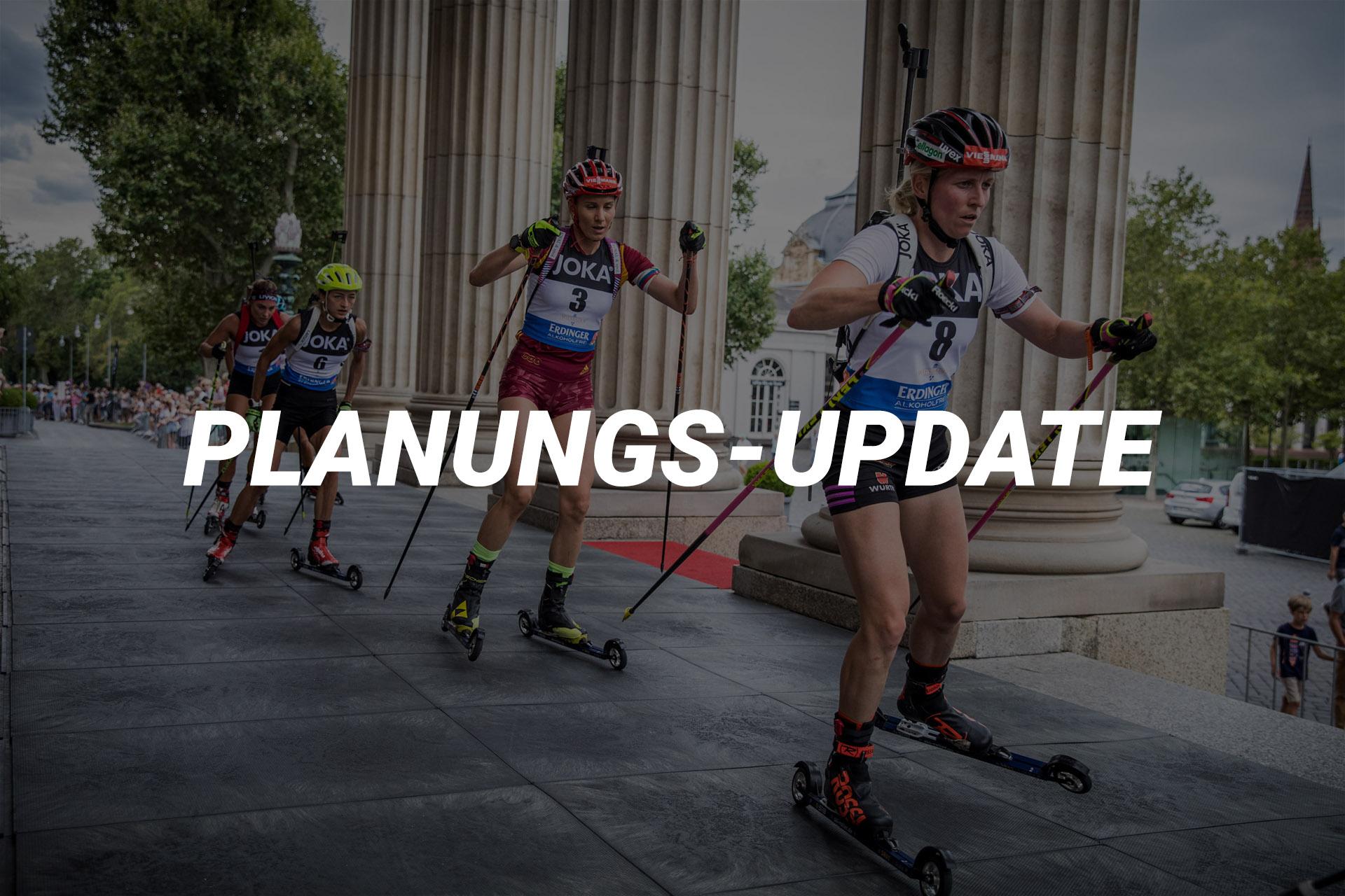 Planungs-Update