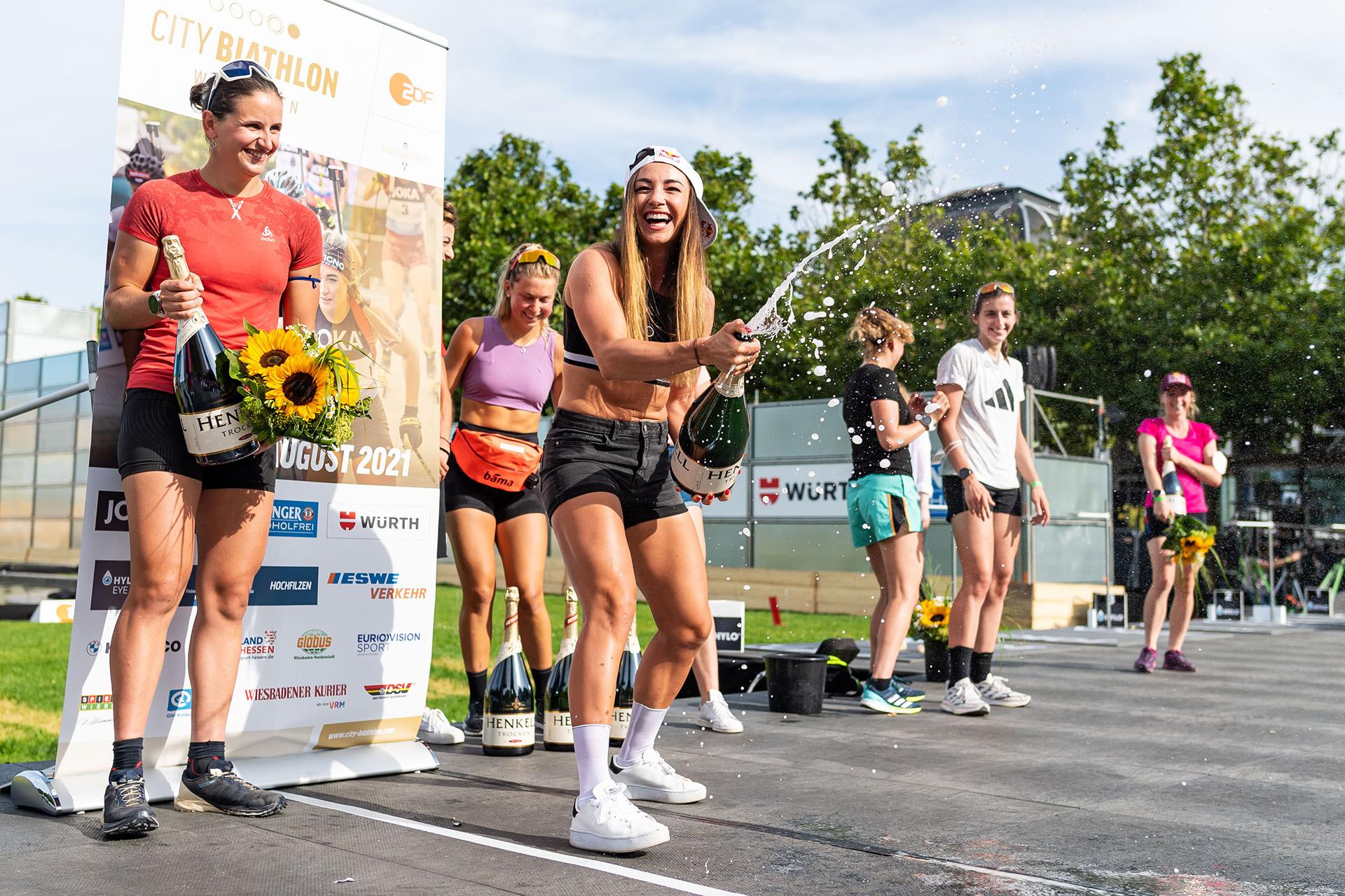 City Biathlon Wiesbaden 2021